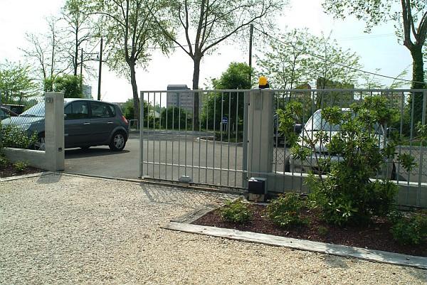 L'installazione di un cancello automatico non è un'innovazione